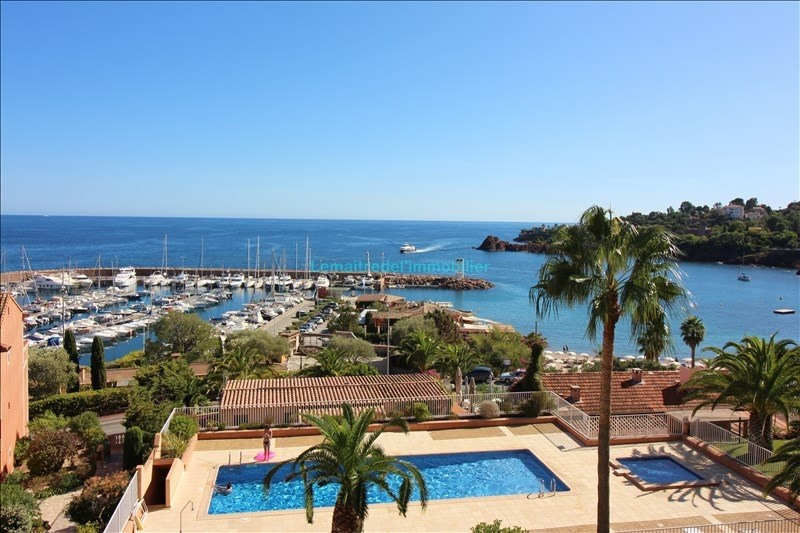 Vente appartement Theoule sur mer 349 000€ - Photo 1