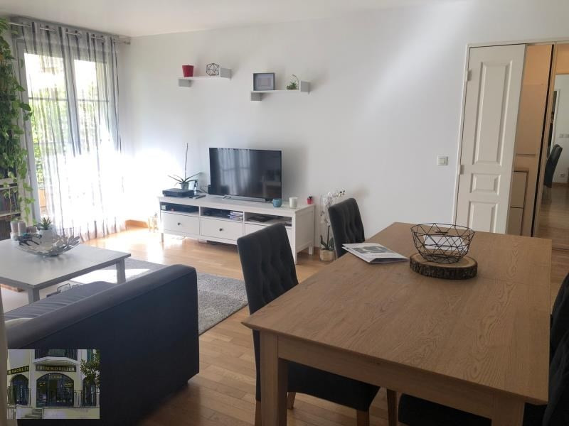 Location appartement Le port marly 1350€ CC - Photo 1