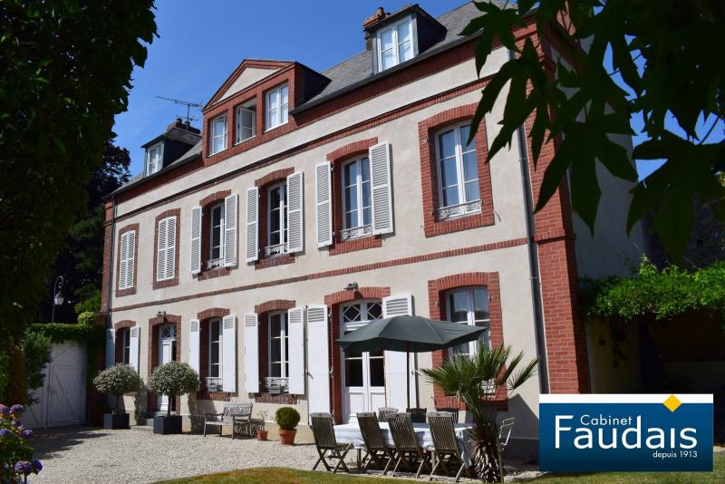 Vente de prestige maison / villa Coutances 577000€ - Photo 1