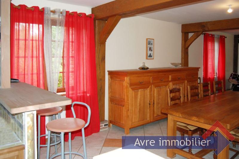 Vente maison / villa Verneuil d'avre et d'iton 177000€ - Photo 4