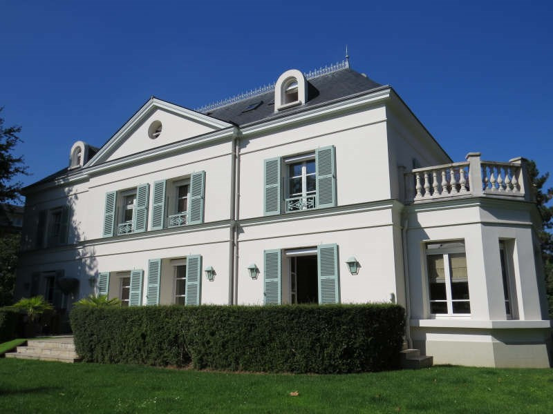 Deluxe sale house / villa Maisons laffitte 2 450 000€ - Picture 2