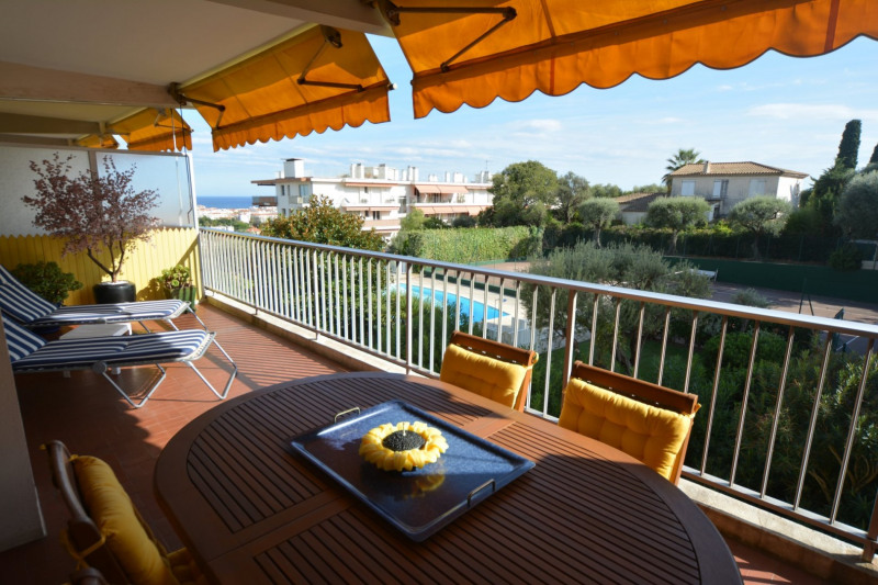 Sale apartment Antibes 375 000€ - Picture 2