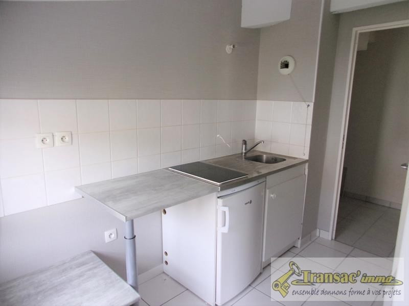 Sale apartment Thiers 42 000€ - Picture 3