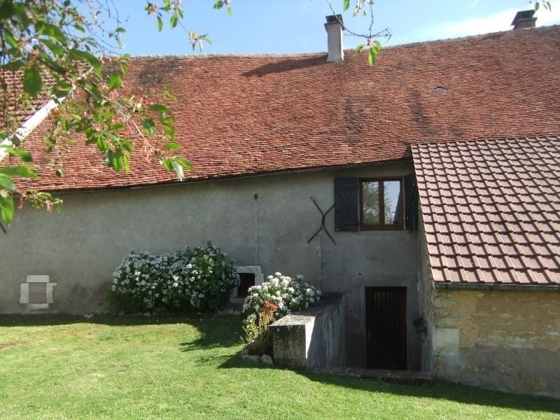 Sale house / villa Thury 138000€ - Picture 3