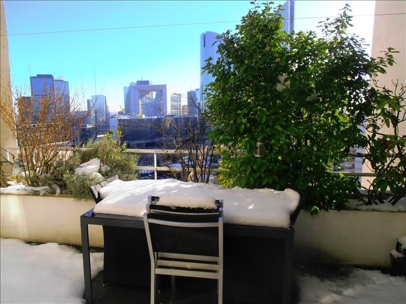 Vente de prestige appartement Nanterre 645000€ - Photo 3