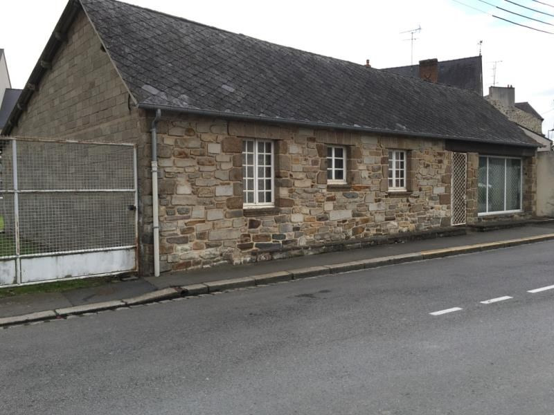 Vente local commercial Fougeres 209 600€ - Photo 1