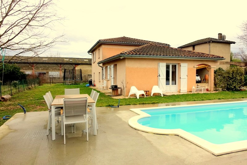 Vente maison / villa Trevoux 369000€ - Photo 5