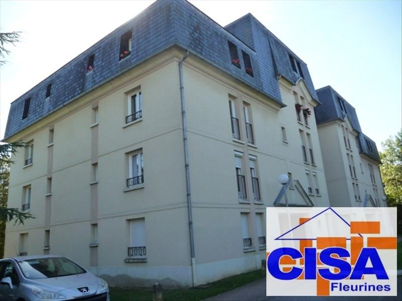 Rental apartment Pont ste maxence 450€ CC - Picture 8
