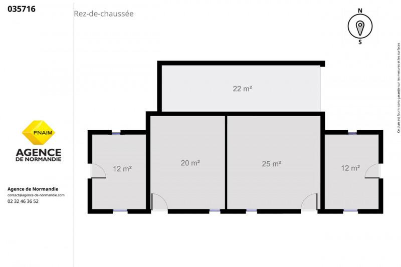 Vente maison / villa Le sap 35500€ - Photo 3