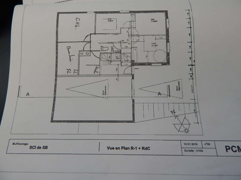 Produit d'investissement maison / villa Isle 335000€ - Photo 10
