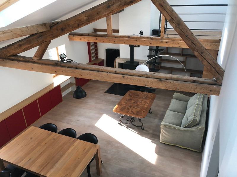 Sale apartment St cyr au mont d or 400000€ - Picture 2
