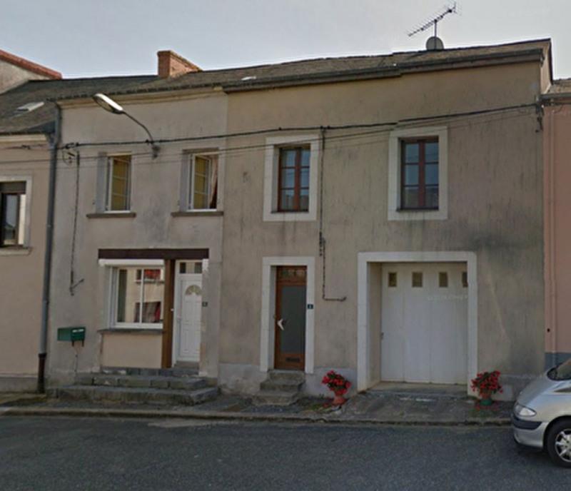 Sale house / villa La bazouge de chemere 28000€ - Picture 1