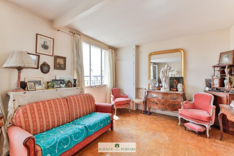 Sale apartment Paris 16ème 700 000€ - Picture 5