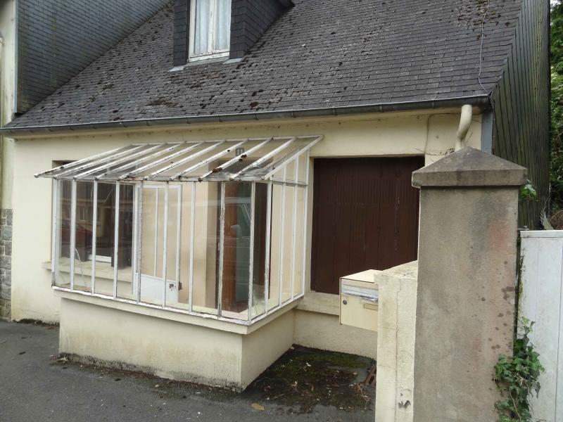 Sale house / villa Saint nicolas du pelem 26500€ - Picture 2