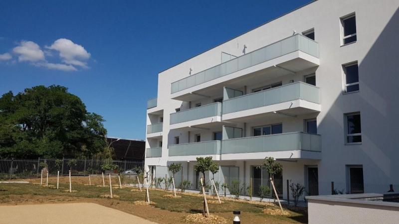 Vente appartement Villeurbanne 259000€ - Photo 1