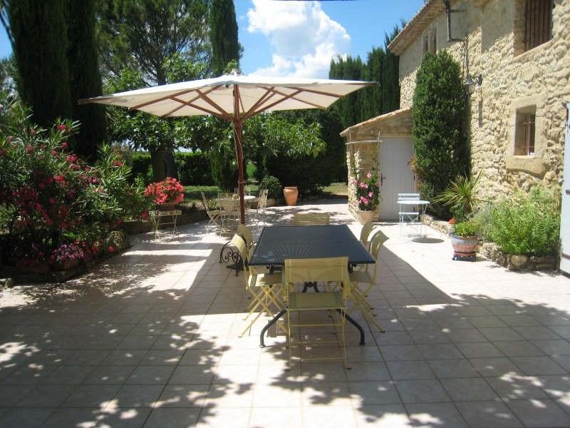 Vente de prestige maison / villa Caderousse 799000€ - Photo 2