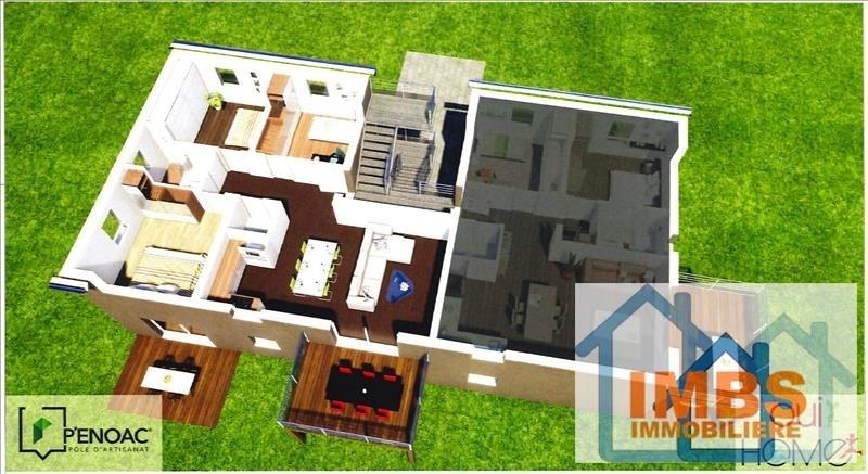 Vente appartement Attenschwiller 298970€ - Photo 1