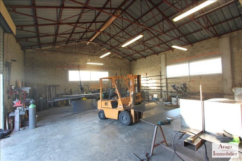 Location local commercial Rivesaltes 1300€ HT/HC - Photo 3
