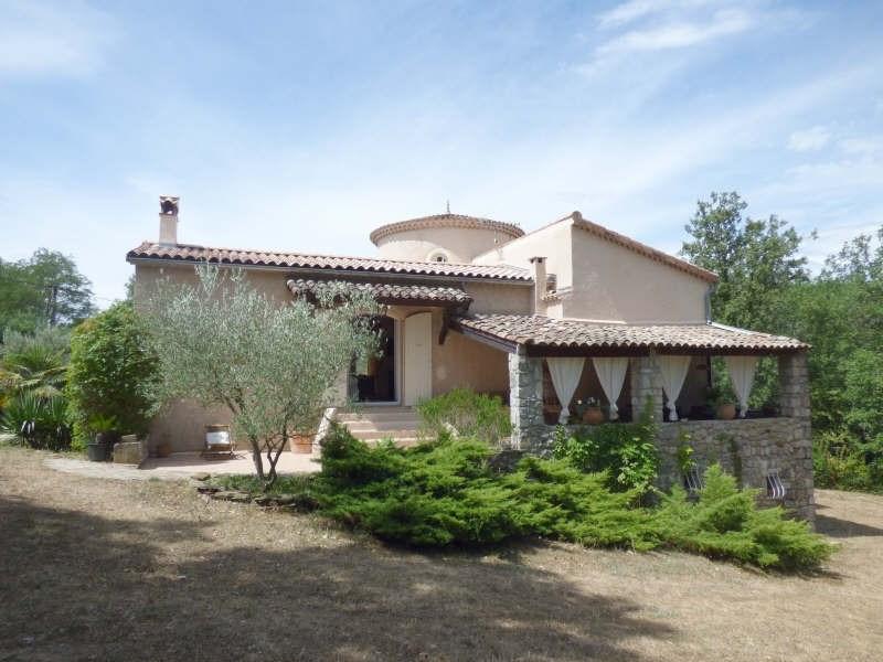 Verkoop van prestige  huis Labeaume 499200€ - Foto 13