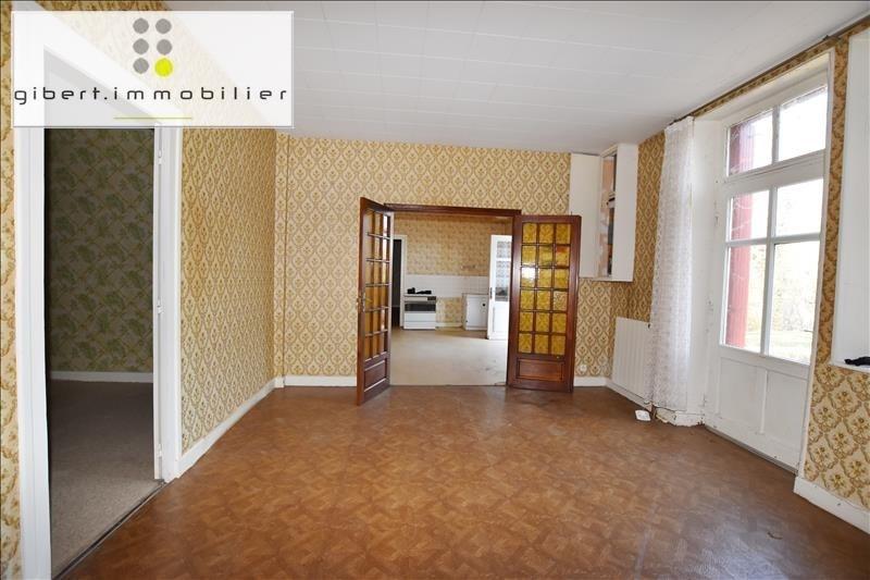 Vente maison / villa Coubon 149500€ - Photo 4