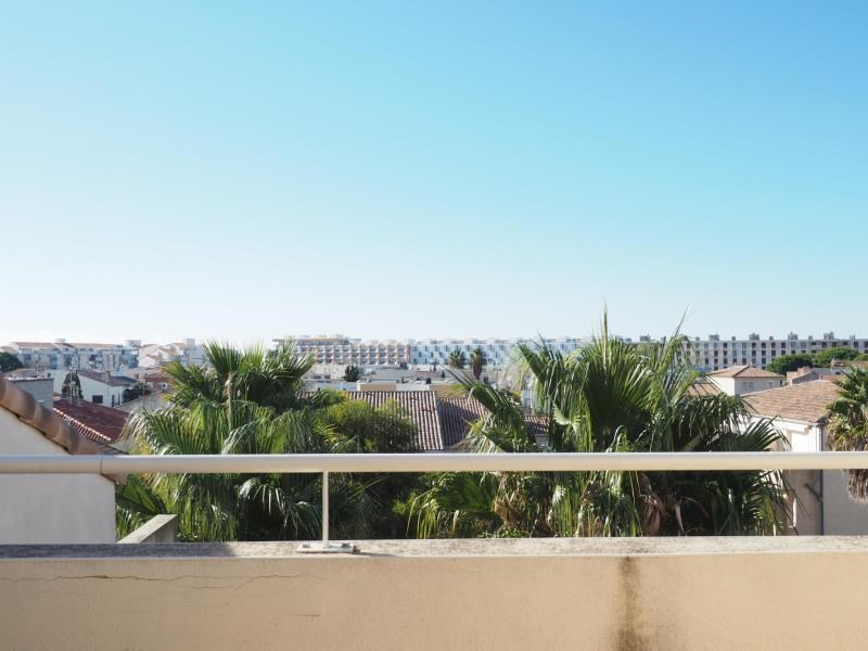 Investment property apartment Le grau du roi 133 000€ - Picture 1