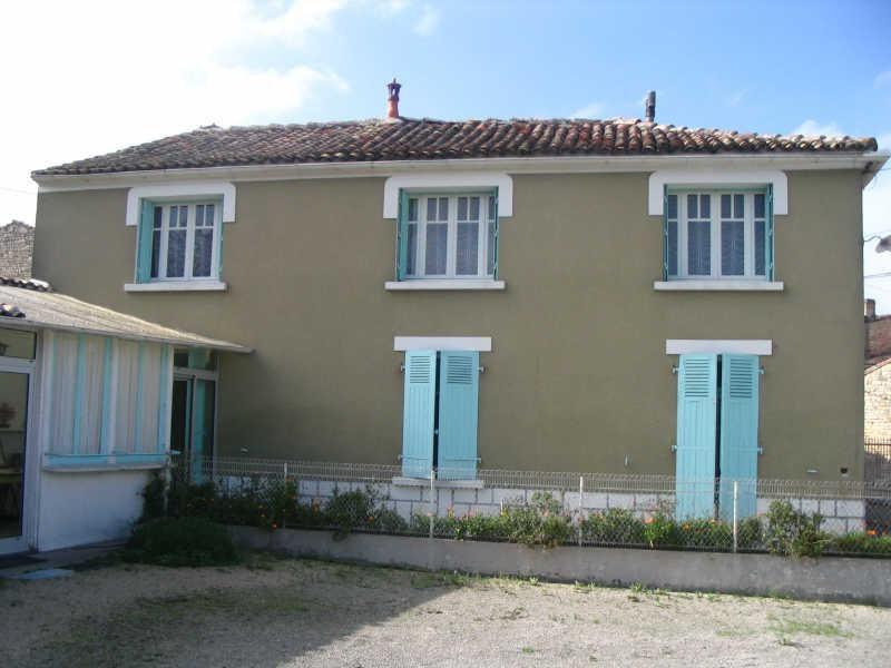 Sale house / villa St fraigne 120000€ - Picture 1