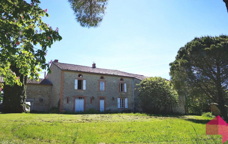 Vente maison / villa Verfeil 353 000€ - Photo 1