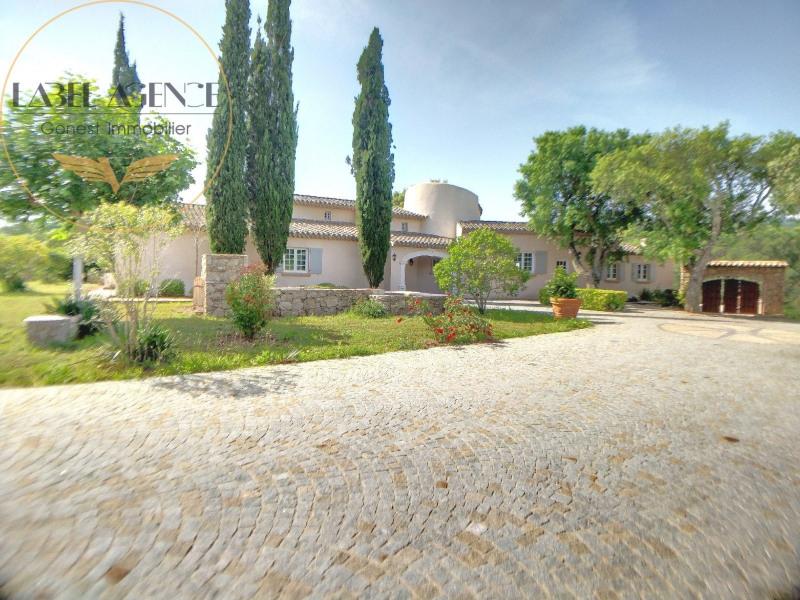 Deluxe sale house / villa Ste maxime 4690000€ - Picture 2