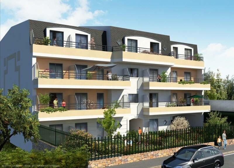 Rental apartment Draveil 554€ CC - Picture 1