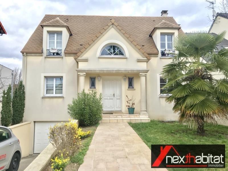Vente maison / villa Les pavillons sous bois 595000€ - Photo 1