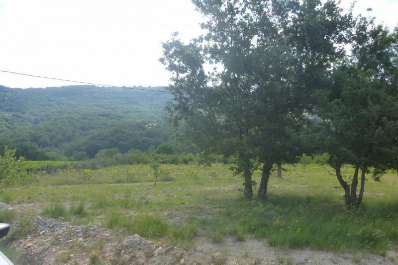Vente terrain Lussas 69000€ - Photo 1