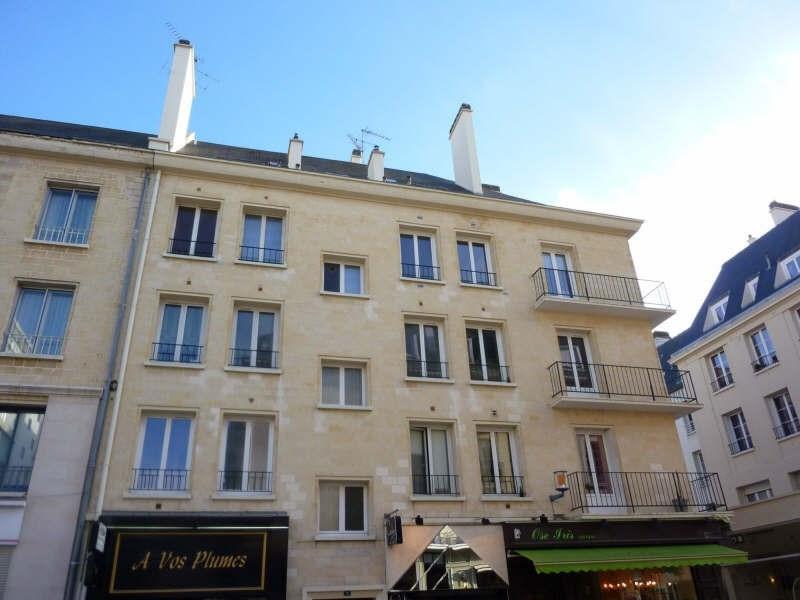 Rental apartment Caen 500€ CC - Picture 1
