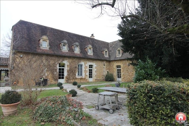 Deluxe sale house / villa Sarlat la caneda 948000€ - Picture 1