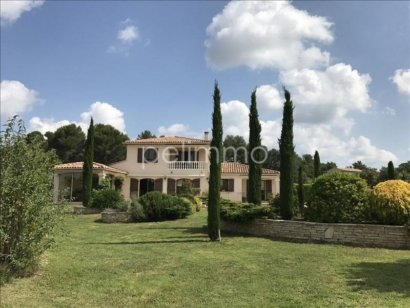Vente de prestige maison / villa St cannat 830 000€ - Photo 3