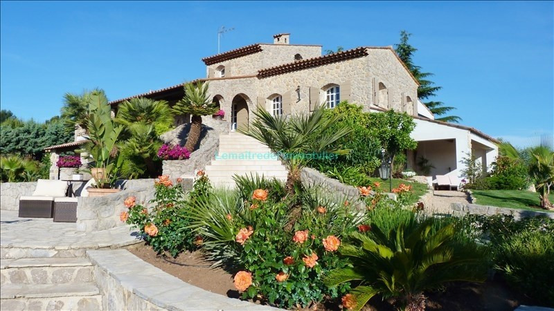 Vente de prestige maison / villa Peymeinade 1490000€ - Photo 12
