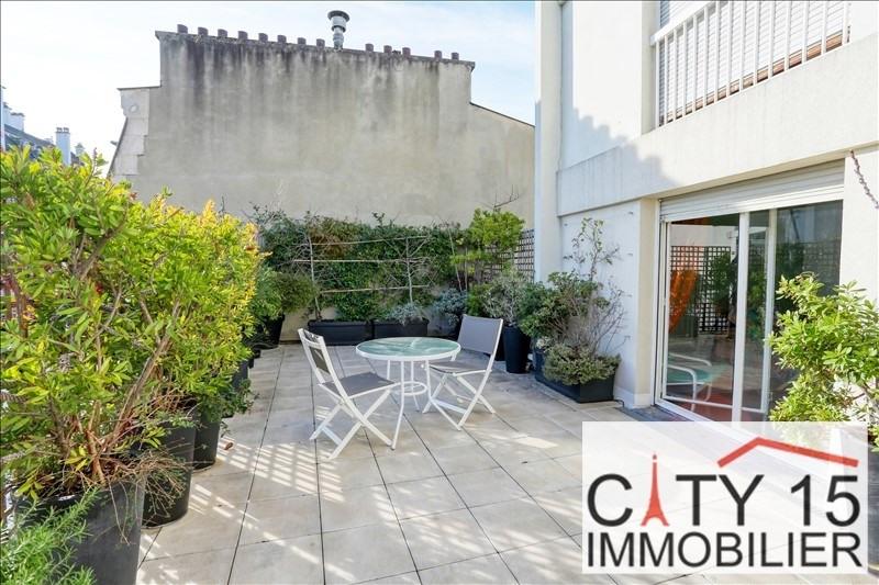 Verhuren  appartement Paris 15ème 1250€ CC - Foto 1