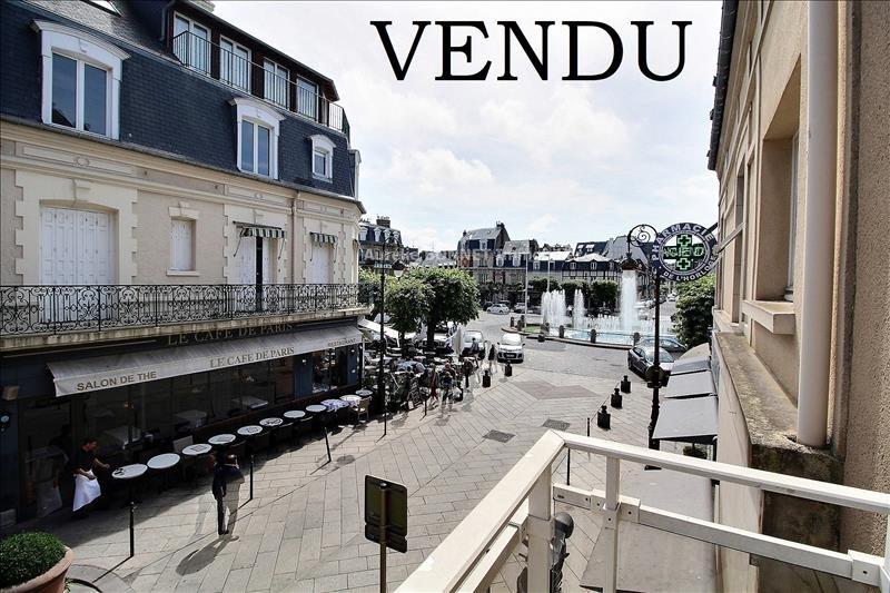 Sale apartment Deauville 110000€ - Picture 1