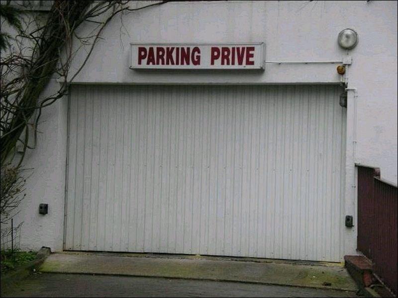 Location parking Montgeron 61€ CC - Photo 1