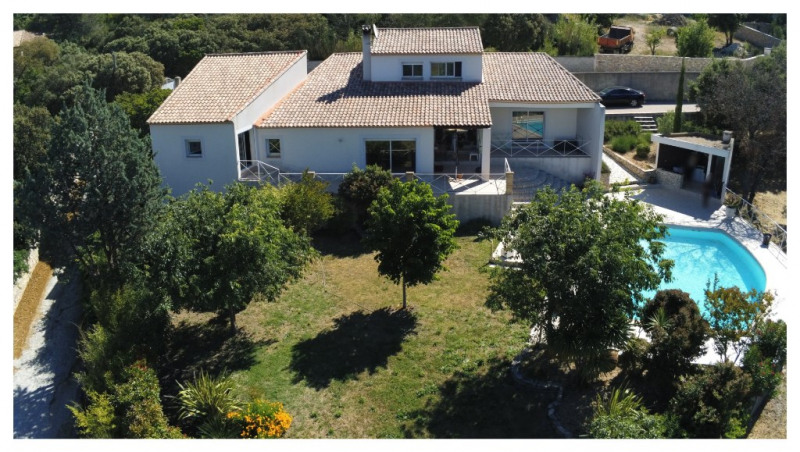 Vente maison / villa Nimes 550000€ - Photo 1