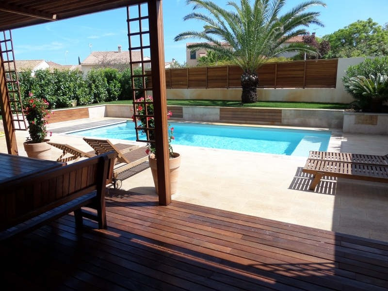 Vente de prestige maison / villa Perols 840 000€ - Photo 1