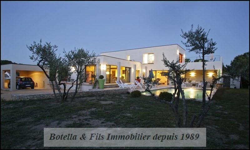 Vente de prestige maison / villa Uzes 540000€ - Photo 11