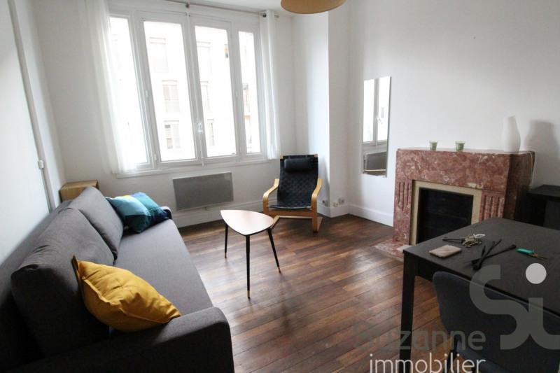 Rental apartment Grenoble 560€ CC - Picture 1