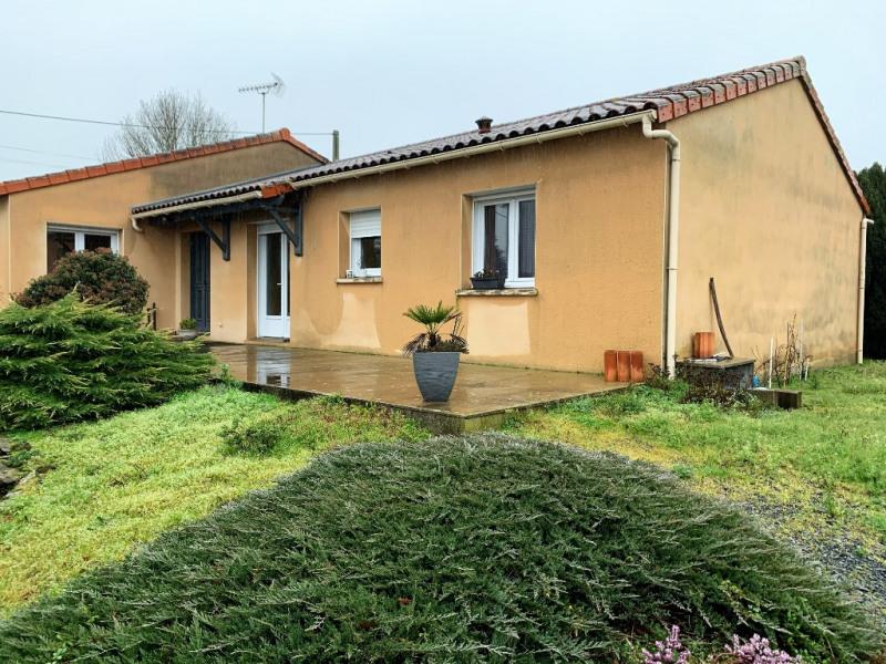 Sale house / villa Le fief sauvin 186730€ - Picture 1