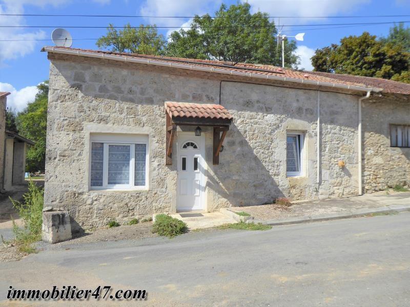 Verhuren  huis Saint salvy 380€ CC - Foto 1