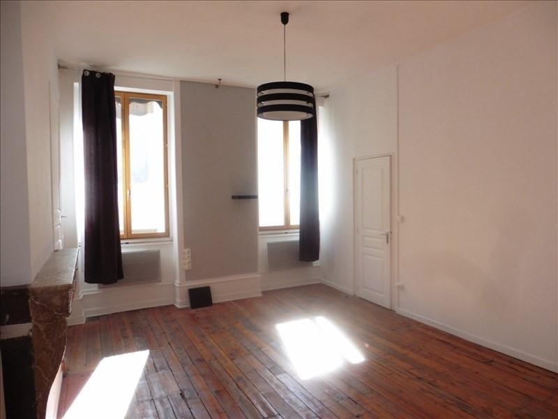Verkauf wohnung Vienne 99000€ - Fotografie 1