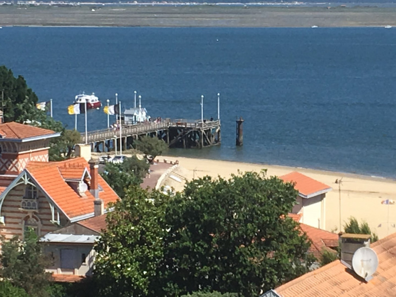 Location vacances appartement Arcachon 358€ - Photo 1