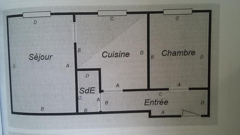 Location appartement Ivry sur seine 768€ CC - Photo 4