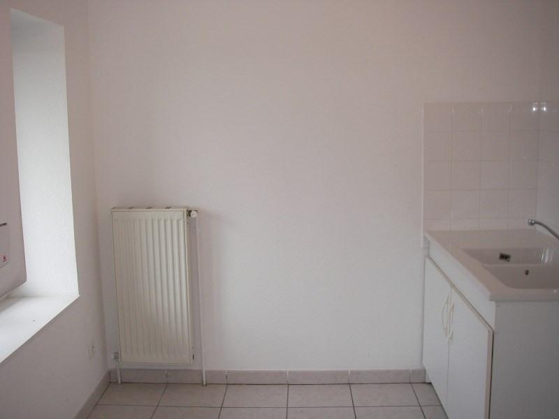 Rental apartment St jean le vieux 404€ CC - Picture 3