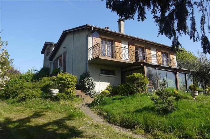 Vente maison / villa Reventin vaugris 269 000€ - Photo 1