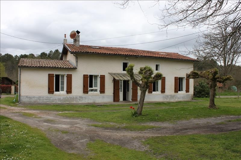 Vendita casa Langon 155500€ - Fotografia 1